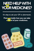 Need Help with Your Medicines? It's okay to ask your GP or pharmacist.