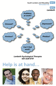 Lambeth Psychological Therapies Service