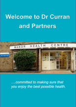 New Patient Welcome Booklet